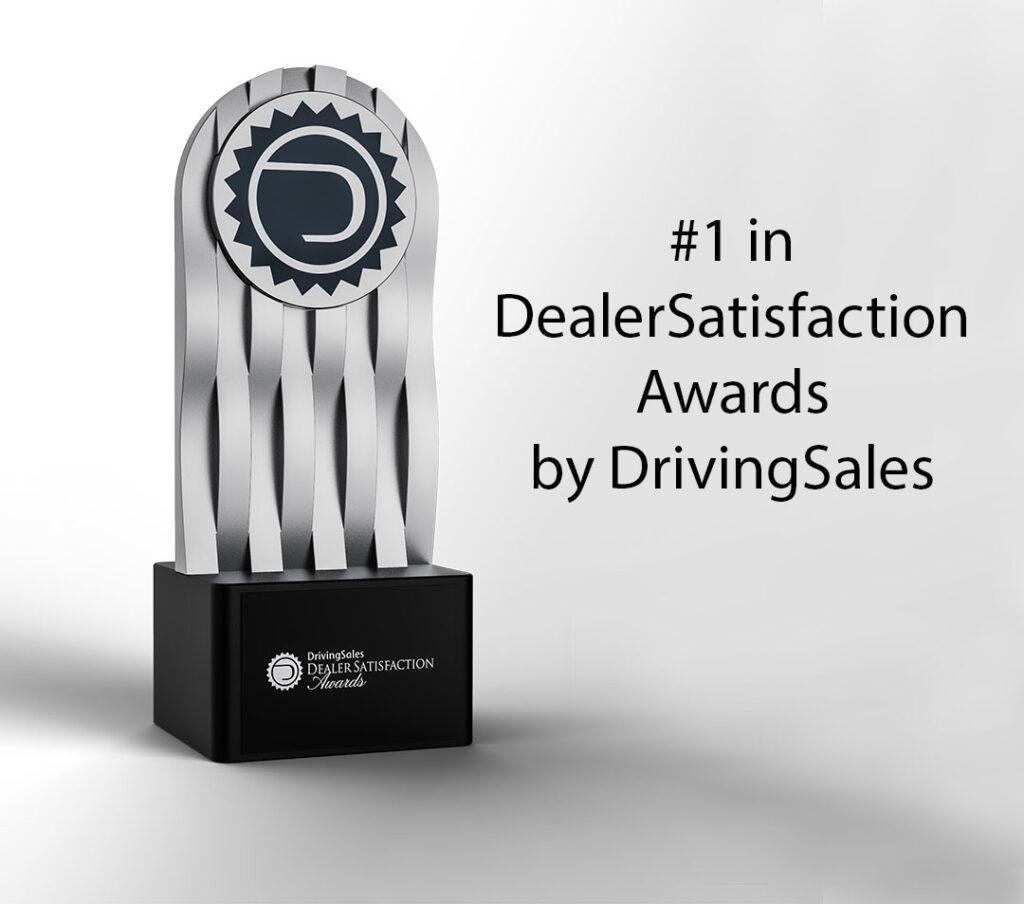 driving sales seo #1 award customer scout