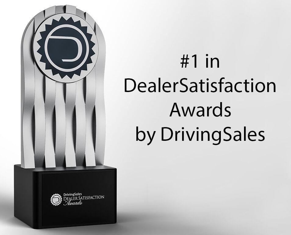 automotive seo driving sales award