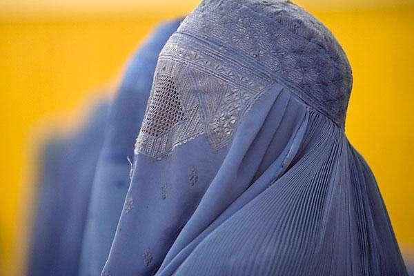 Law on Pardanashin Lady