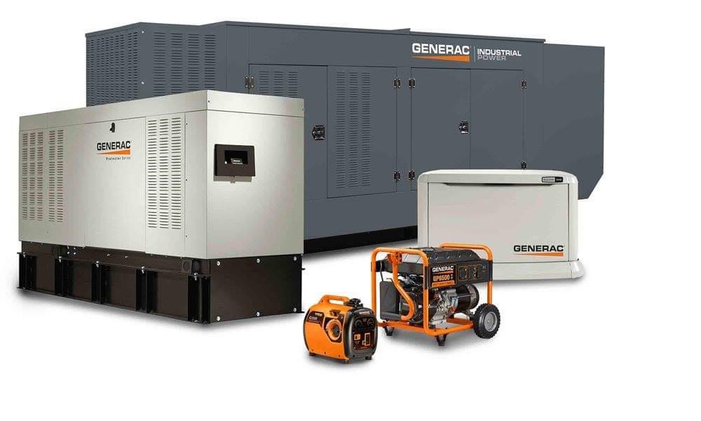 CBK Electric Generac Service