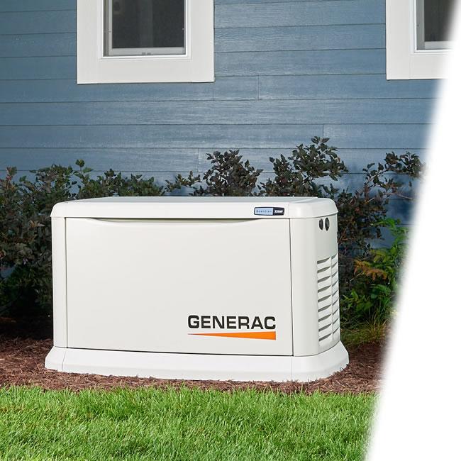 CBK lectric Backup Generator Generac
