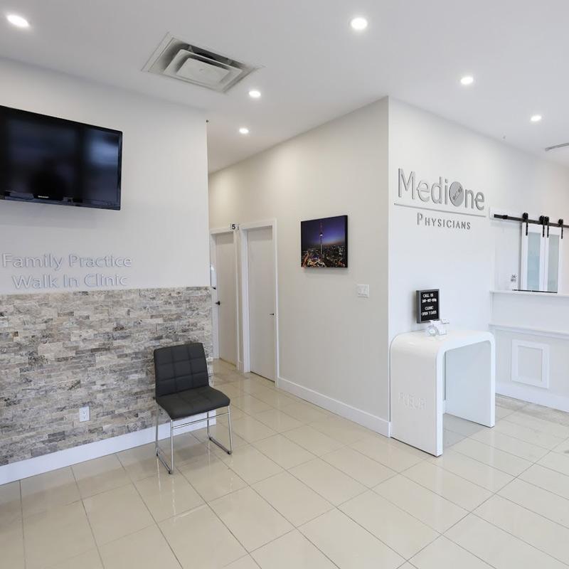 Medione Walk-In clinic