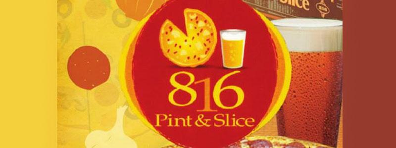 816 pint & slice