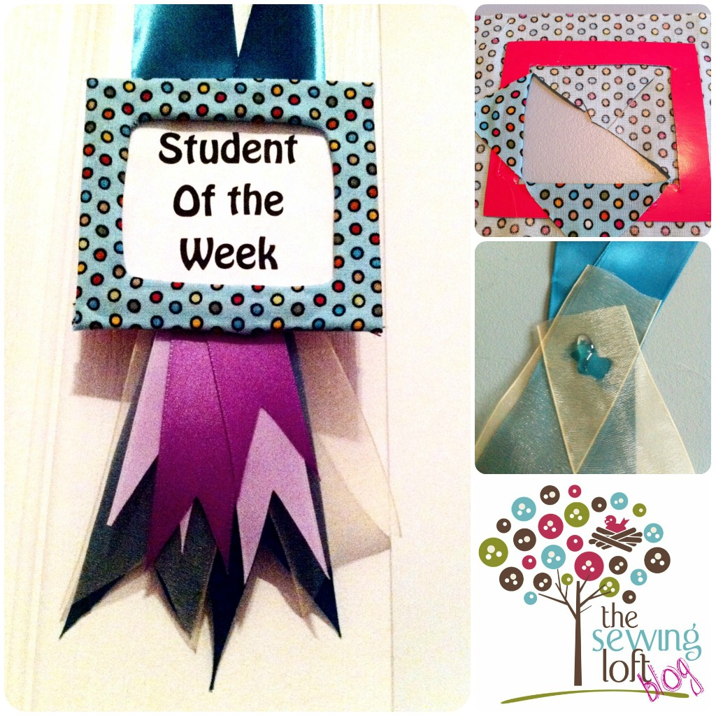 Award Ribbon Small Collage