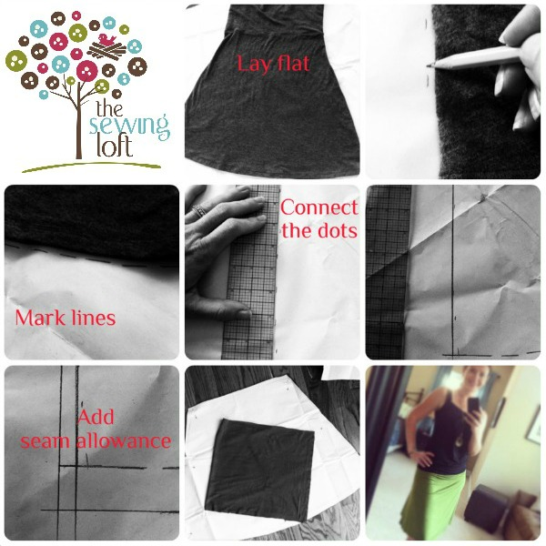 Learn how to copy and sew a favorite item from your close.  The Sewing Loft