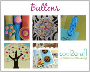 Button Craft Projects