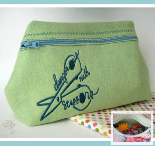 Zipper Bag Cover