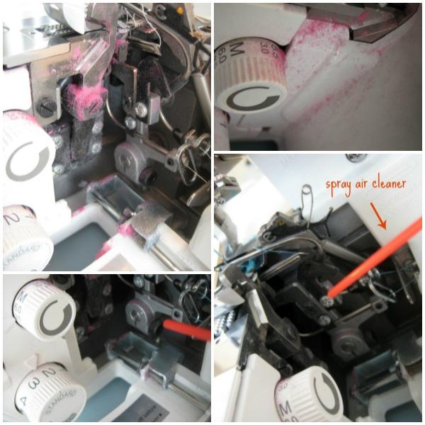 East Machine Maintenance | The Sewing Loft
