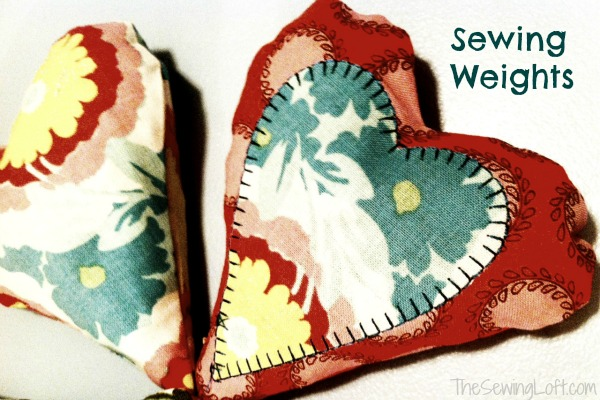 Sewing Weights | The Sewing Loft