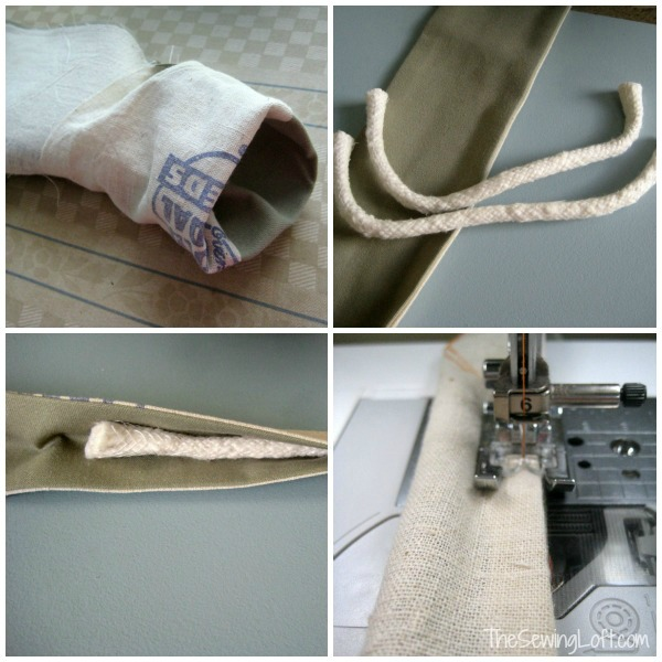 Create Padded Shoulder Straps | The Sewing Loft