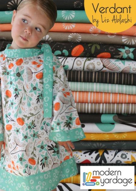 Verdant Dress | The Sewing Loft