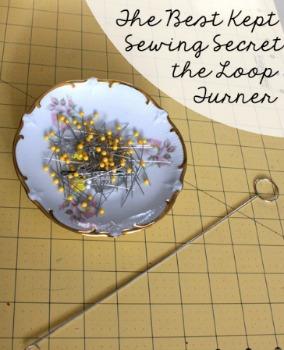 Loop Turner | The Sewing Loft