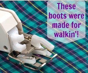 Walking Foot | The Sewing Loft