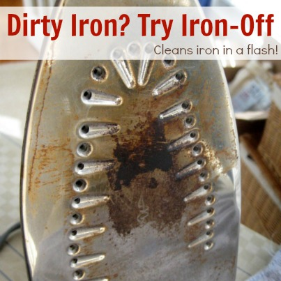 Dirty Iron Feature