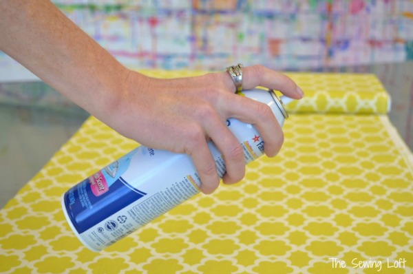 Do you use spray starch when you sew? Learn about the Pros and Cons on The Sewing Loft
