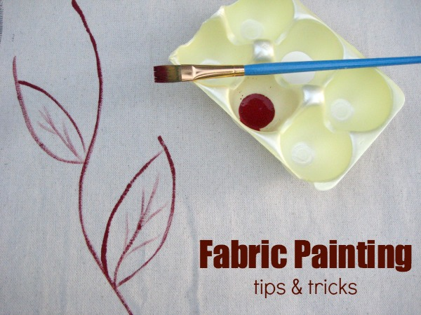 Learn how to transform fabric with simple tips and techniques.  Part of a fabric dyeing mini series on The Sewing Loft.