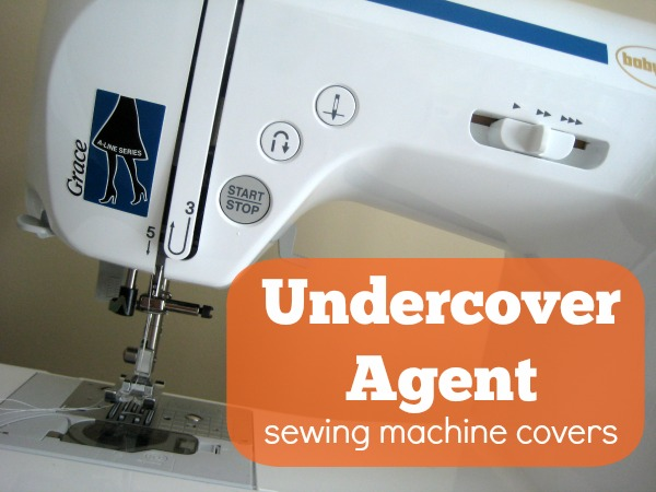 Sewing machine covers protect your machine from dirt and dust.  Check out these easy to make covers and personalize your space.  The Sewing Loft