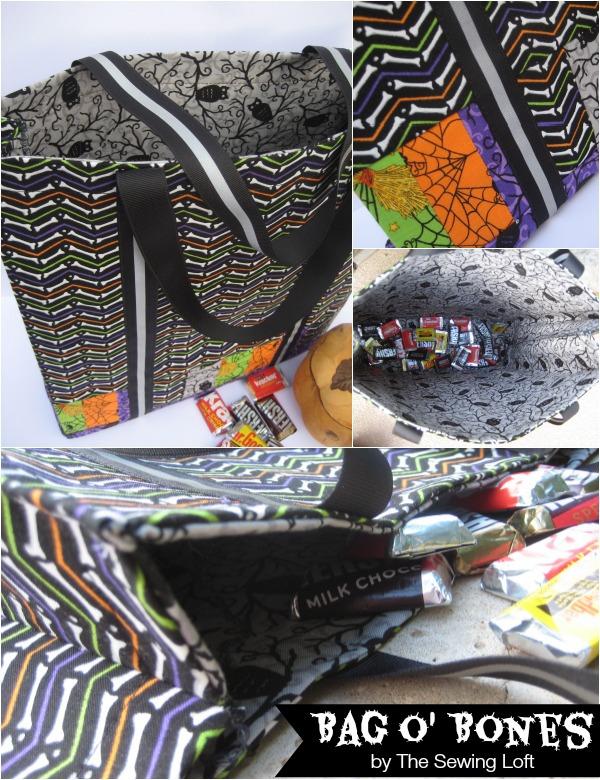 Bag o Bones by The Sewing Loft