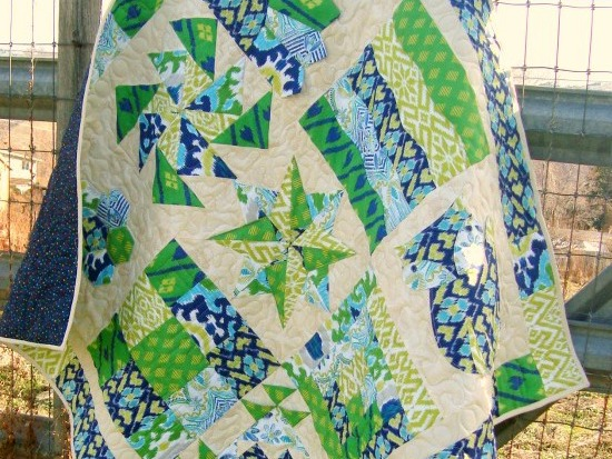 Enhance your work with quilting and stitching. The Sewing Loft