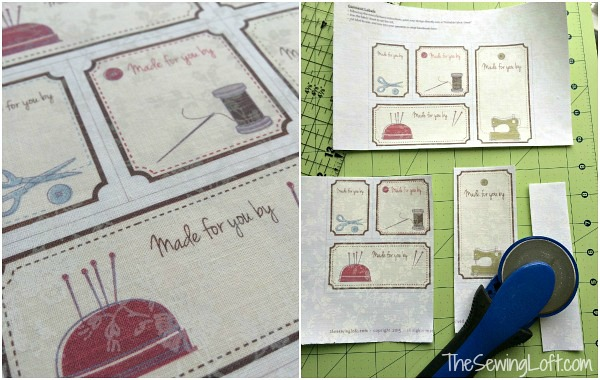 Printing on fabric is much easier than you think. Learn the basics. The Sewing Loft