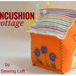 Learn how to use your edge joining foot while making this pincushion cottage house. This free video class is part of the BabyLock Sew at Home Series with Heather Valentine from The Sewing Loft.
