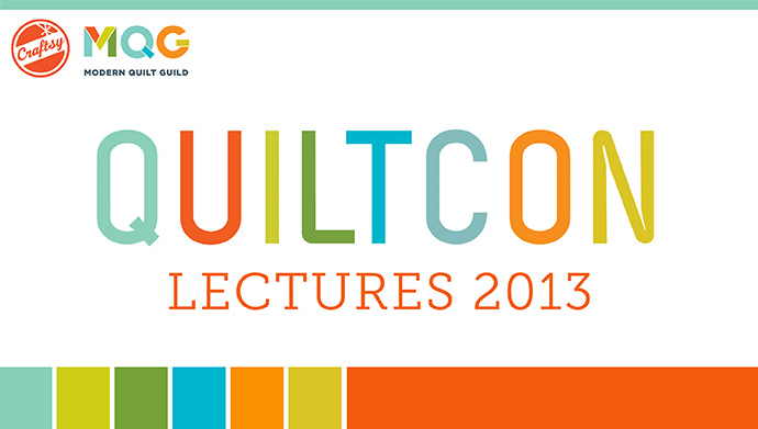 See the inside scoop of QuiltCon in this free Craftsy Class.