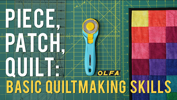 Quilt Making Free Craftsy Class