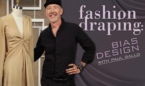 Fashion Draping Craftsy Class