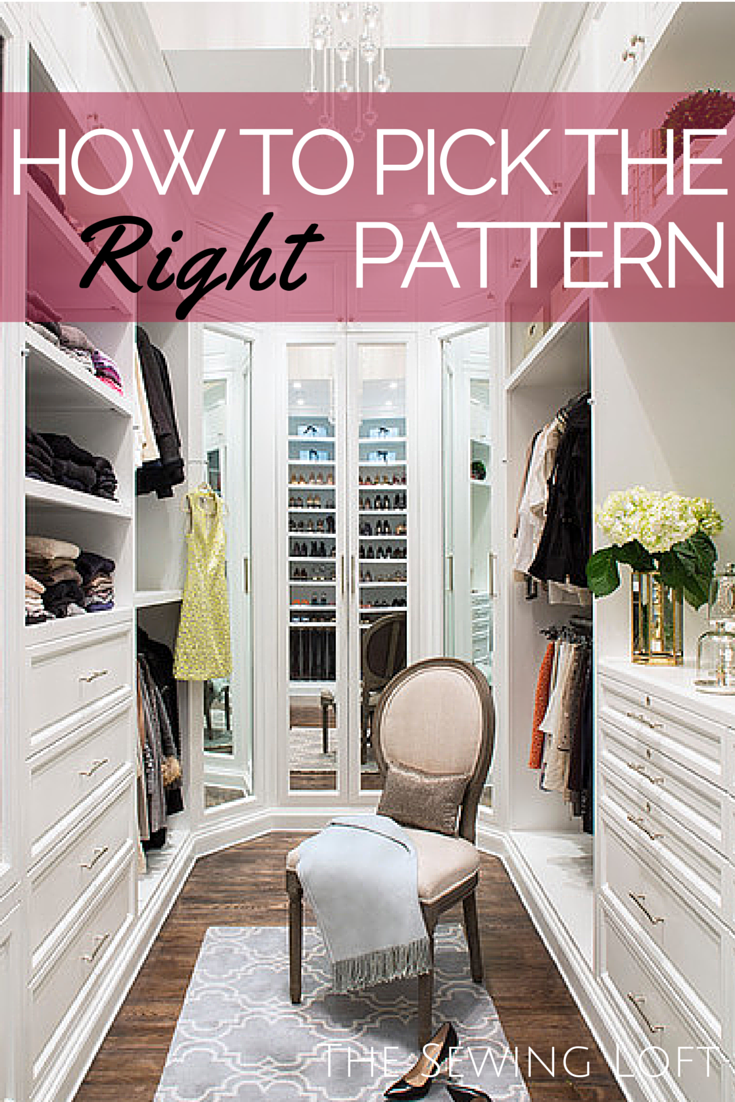 Learn how to choose the right sewing pattern the first time. We know it can be tricky but with these simple tips, your success rate will sky rocket! The Sewing Loft