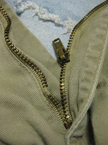 Don't toss your favorite jeans, learn how to replace a zipper instead. The Sewing Loft