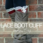 Heather Valentine from The Sewing Loft shows you how to make these lace boot cuffs on It's Sew Easy. She shares easy sewing tips to keep the project simple.
