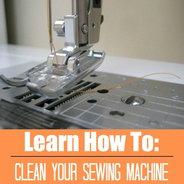 Keep your machine in working order with these simple steps. The Sewing Loft