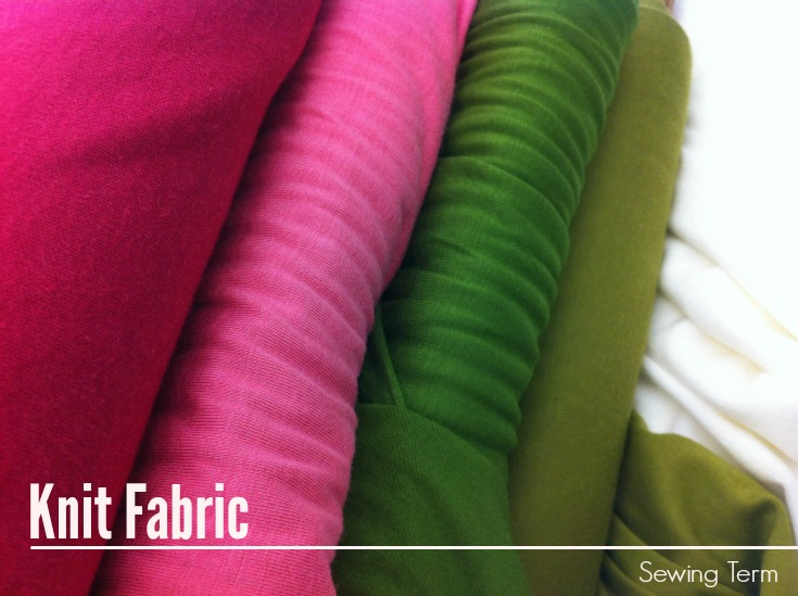 Knit fabric is soft, has great drape and can be tricky to sew. But don't let that stop you from making a batch of your favorite tee shirts. Learn how. The Sewing Loft