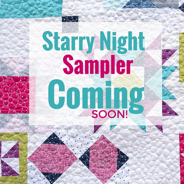Increase your skill set with a block of the Month sewing series on The Sewing Loft.
