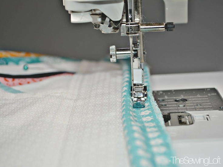 Sewing machines come with a variety of presser feet and one is the zipper foot. However, not all are created equal. Learn why the narrow zipper foot is a MUST have! The Sewing Loft