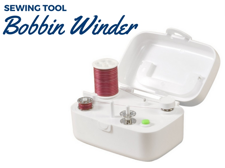 Instead of stopping mid project to refill your bobbin consider a bobbin winding machine. Learn the pro's, con's and easy tips.