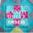 My Dandy Drive Flower blocks are coming together. This pattern is the perfect skill builder to brush up on your techniques. Each week there will be new block to learn and fun prizes to win.