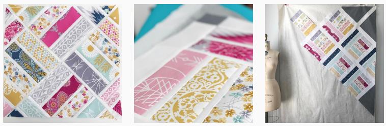 Find more sneak peeks my Sugar Bloom Pattern on instagram.