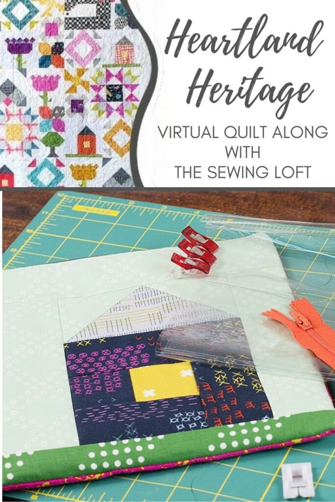 Keep your fabric order straight and stay on track with this easy tip used to create the Barnyard Block from Heartland Heritage.