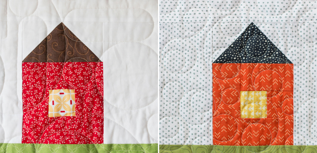 The Barnyard Block from  Heartland Heritage is so easy to make and fun to put together. See how I used my design board to stay on track.
