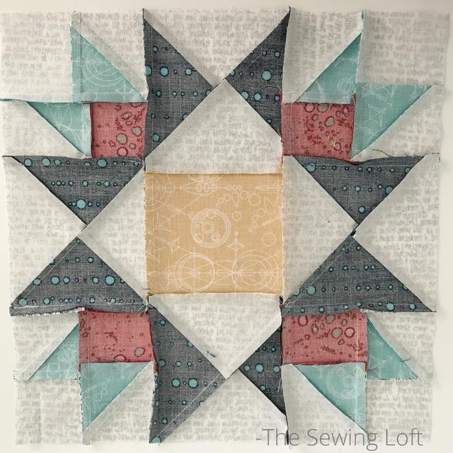 Star Bright Block | Heartland Heritage