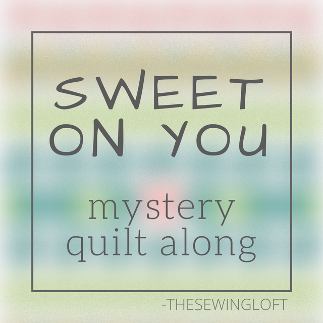 Let me show you how to look at your scraps in a whole new way by layering texture with pattern. Join me on the mystery Sweet On You quilt along adventure.