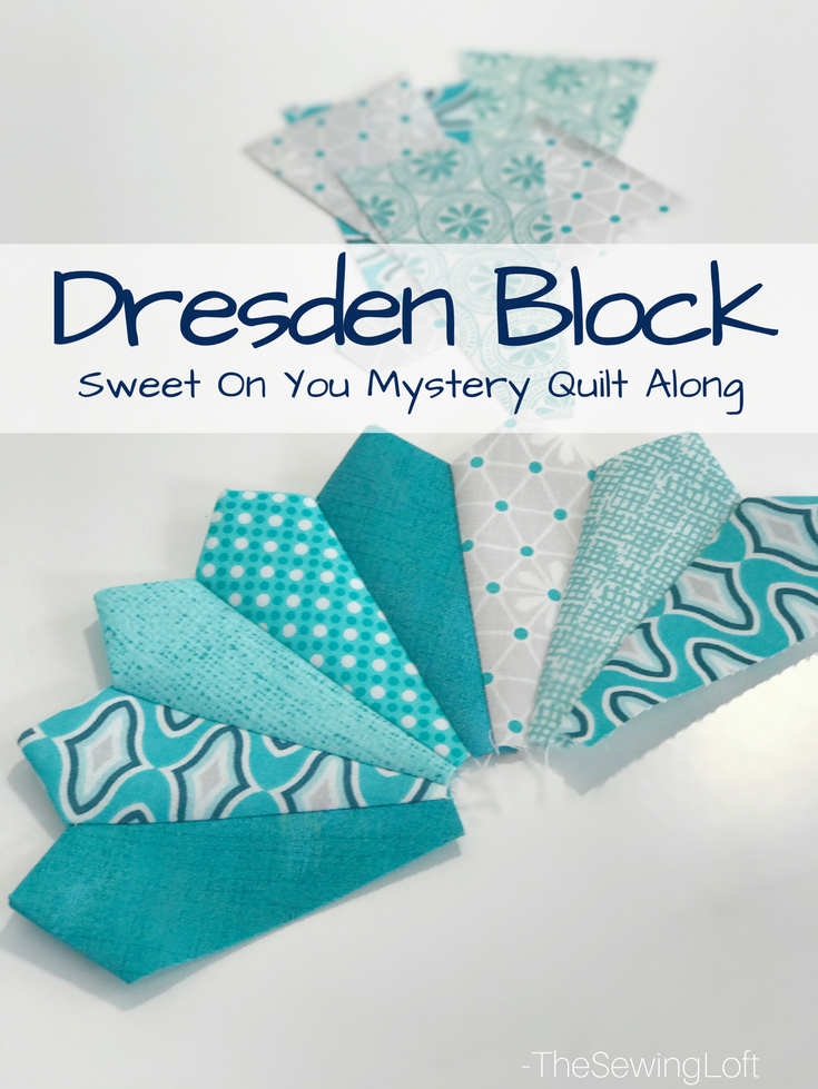 Darling Dresden Sewing Instructions   Free Quilt Block