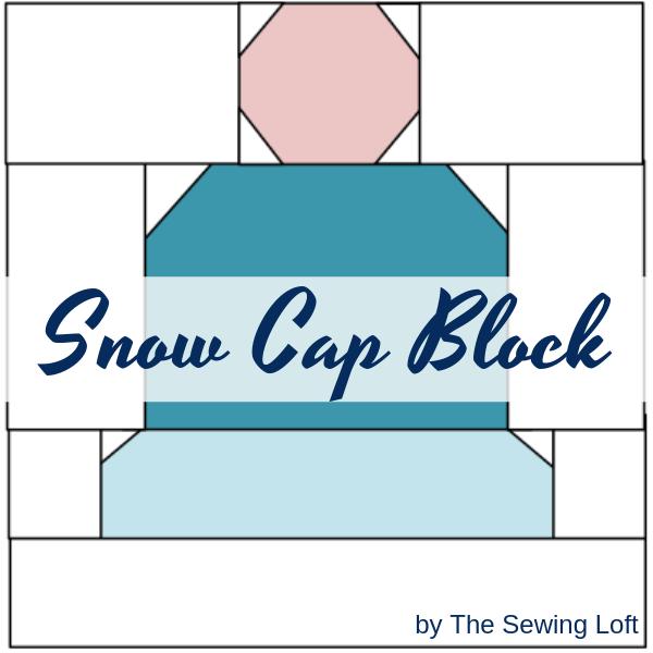 Snow Cap Quilt Block   Blocks 2 Quilt Pattern
