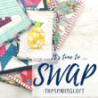 Meet a new sewing buddy and exchange a handmade gift with the mini quilt 2021 swap with The Sewing Loft