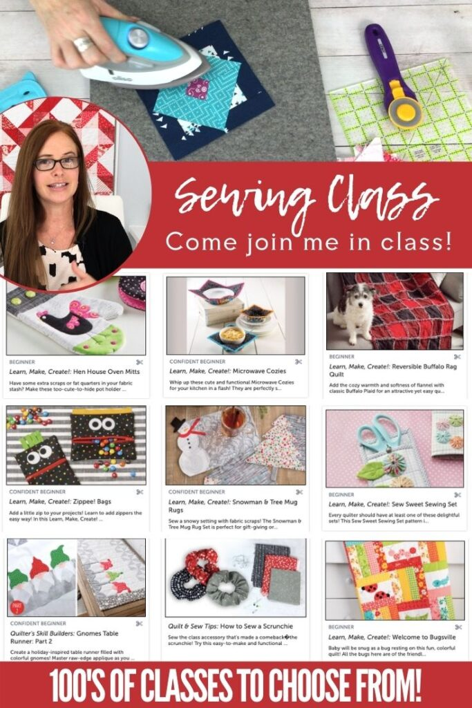 Come join Heather Valentine from The Sewing Loft and learn something new with my online sewing classes at Annie's Creative Studio. With hundreds of classes, you are bound to be inspired!