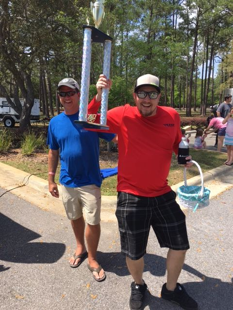 Quest Grillin' Team second place peoples choide