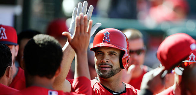Angels win against the White Sox