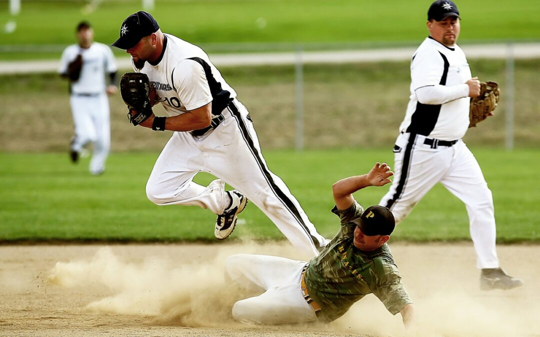 10 Signs of a Good Base Runner