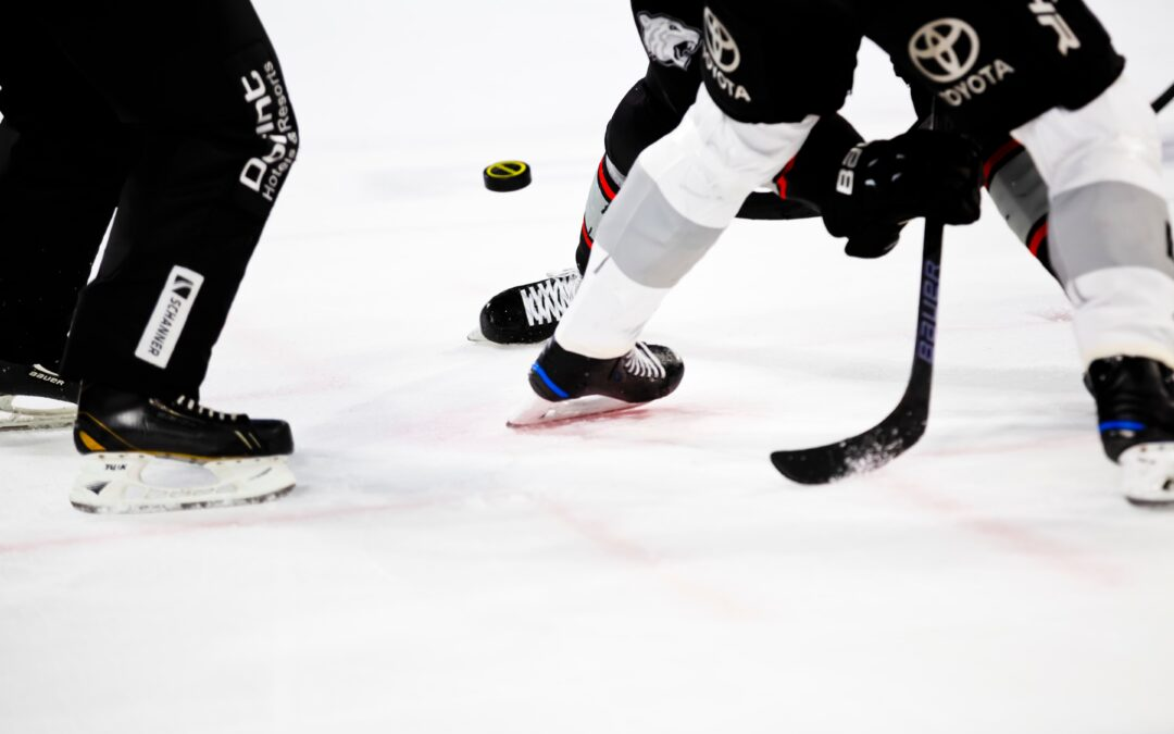 Top 5 Ice Hockey Teams